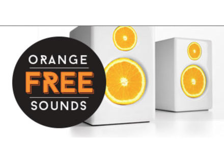 Orange Free Sounds