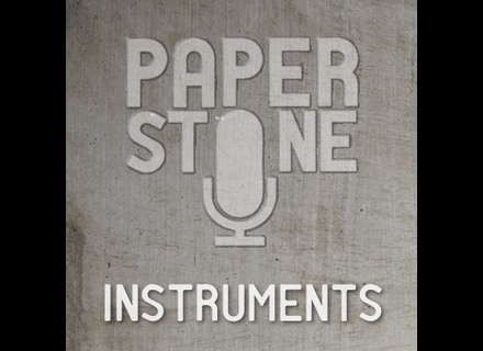 Paper Stone Instruments