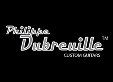 Philippe Dubreuille Custom Guitars