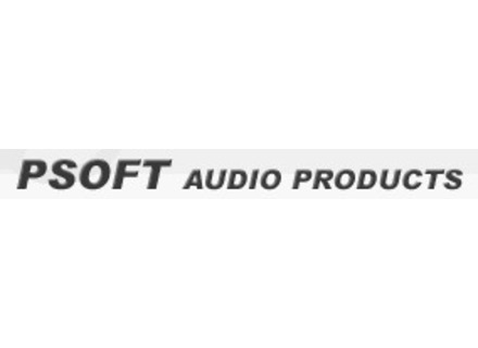 PSOFT Audio Products