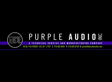 Purple Audio