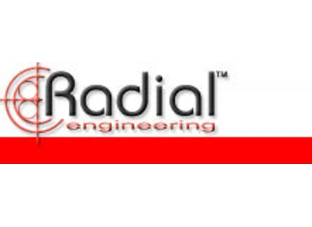 Radial Engineering Misc music/audio gear