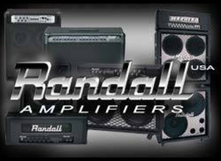 Randall Guitar Amp Heads