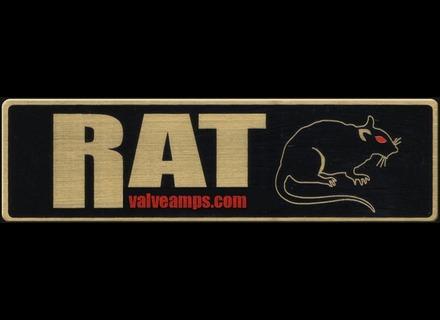 Rat Valve Amps