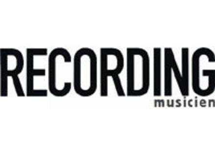 Recording Musicien