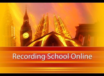 Recording School Online