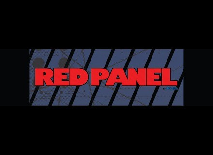 Red Panel by Buchla
