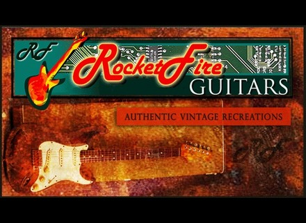 RocketFire Guitars