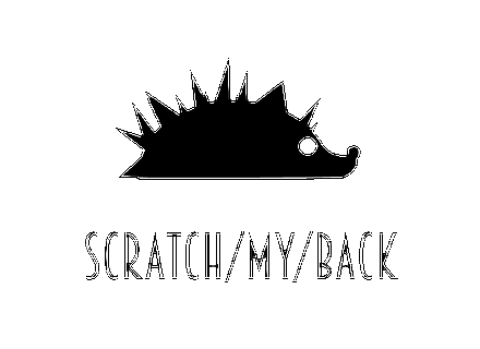 Scratch/My/Back