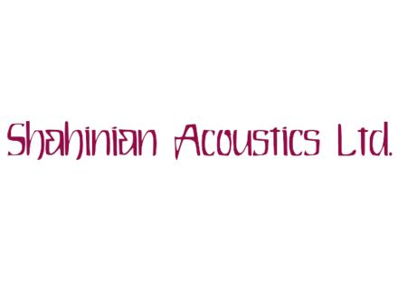 Shahinian Acoustics Ltd
