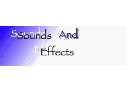 Sounds And Effects