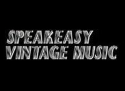 Speakeasy Vintage Music