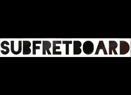 Subfretboard