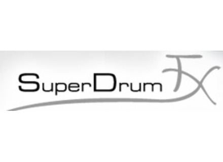 SuperDrumFX