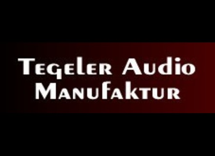 Tegeler Audio Manufaktur