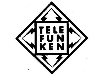 Micros statiques à tube à large membrane Telefunken Elektroakustik