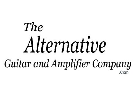 The Alternative Guitar And Amplifier Company
