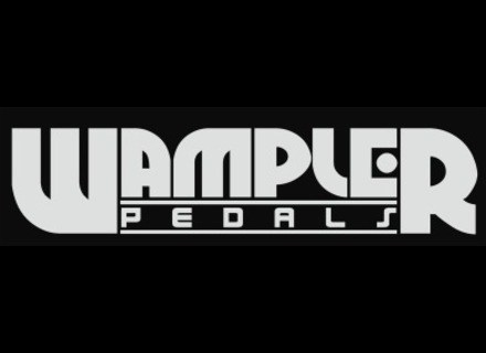 Effets à saturation pour guitare Wampler Pedals