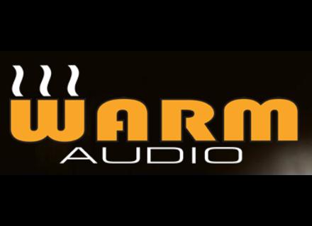 Microphones statiques à lampe Warm Audio