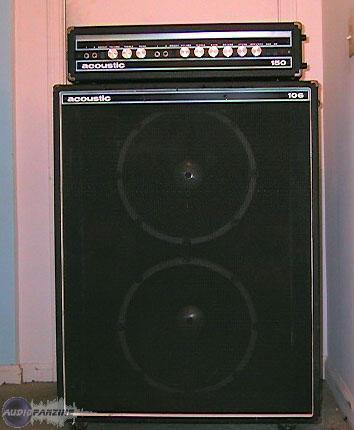 106 - Acoustic 106 - Audiofanzine