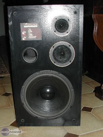 user reviews acoustic 3311 audiofanzine. Black Bedroom Furniture Sets. Home Design Ideas
