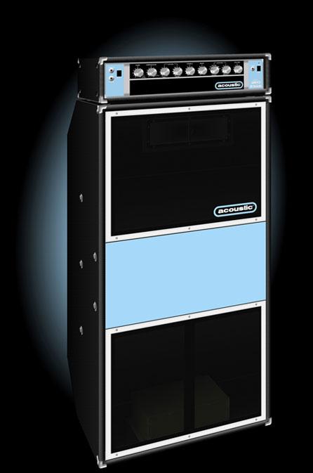 acoustic 360 361 bass amp audiofanzine. Black Bedroom Furniture Sets. Home Design Ideas