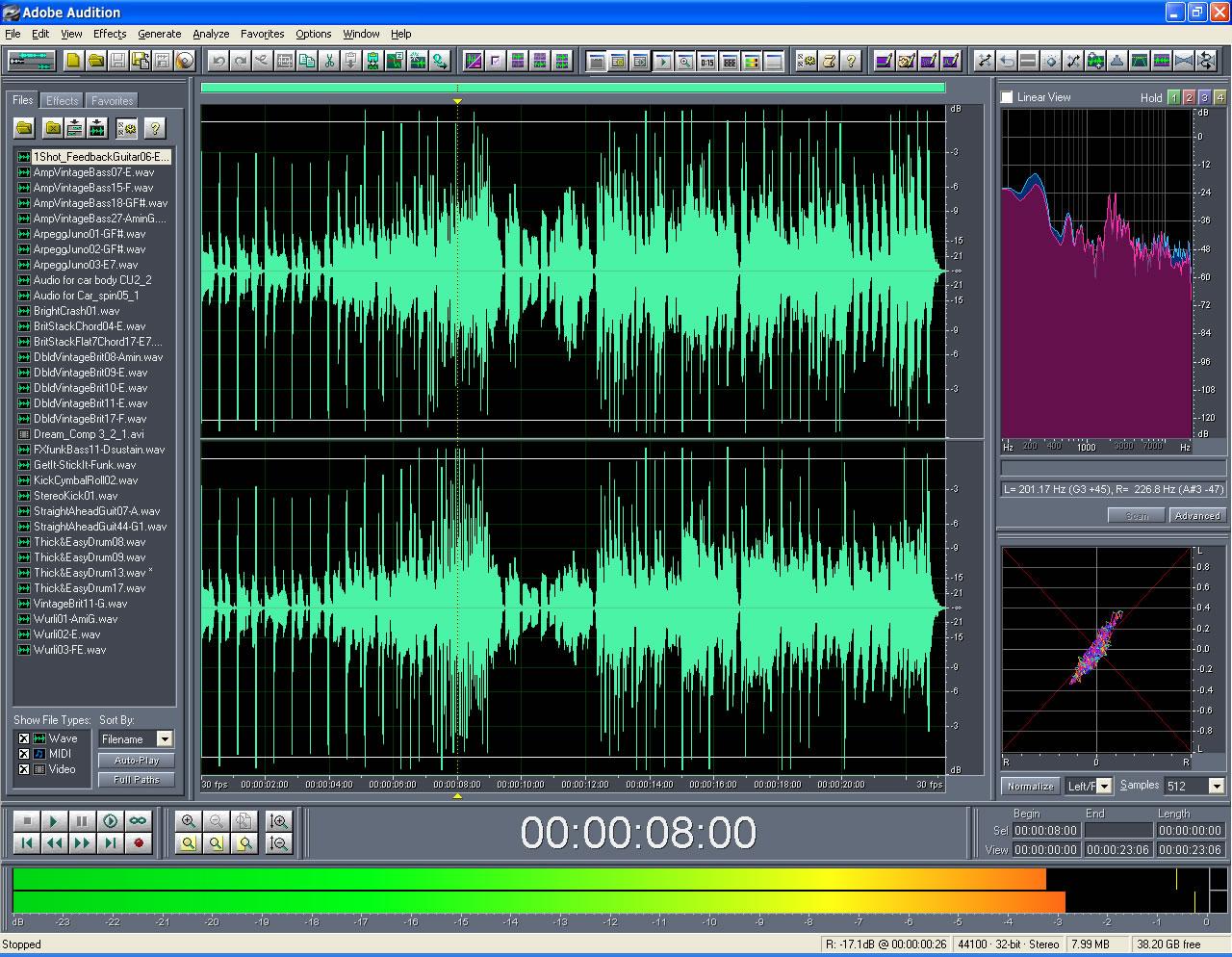 Adobe audition cs6 téléchargement gratuit – tous nouveaux.