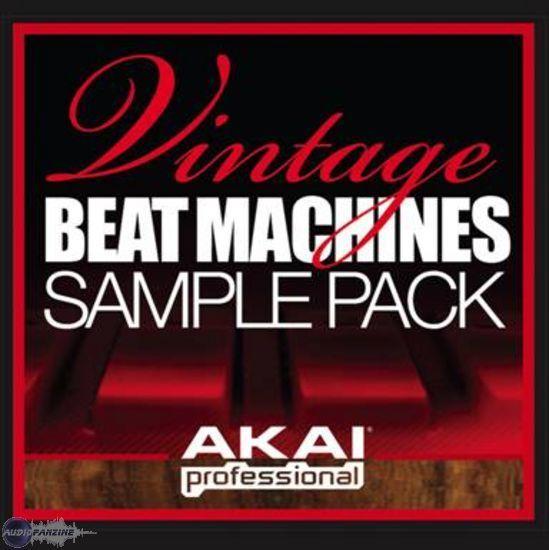 Akai Vintage Beat Machines Sample Pack - Audiofanzine