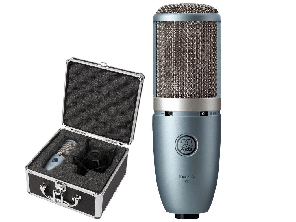 AKG Perception 120 Microphone /à condenseur large membrane