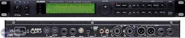 Alesis Q20 Pro Audio Equipment