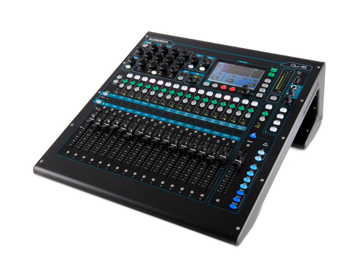 Buy Allen Heath Qu 16 Audiofanzine