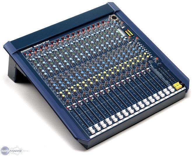 table de mixage 6 auxiliaires