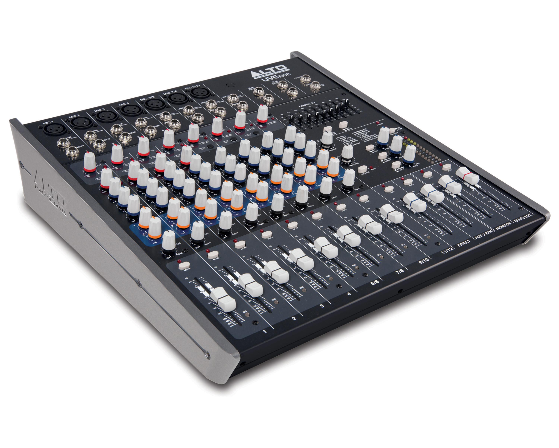 table de mixage alto zmx 124