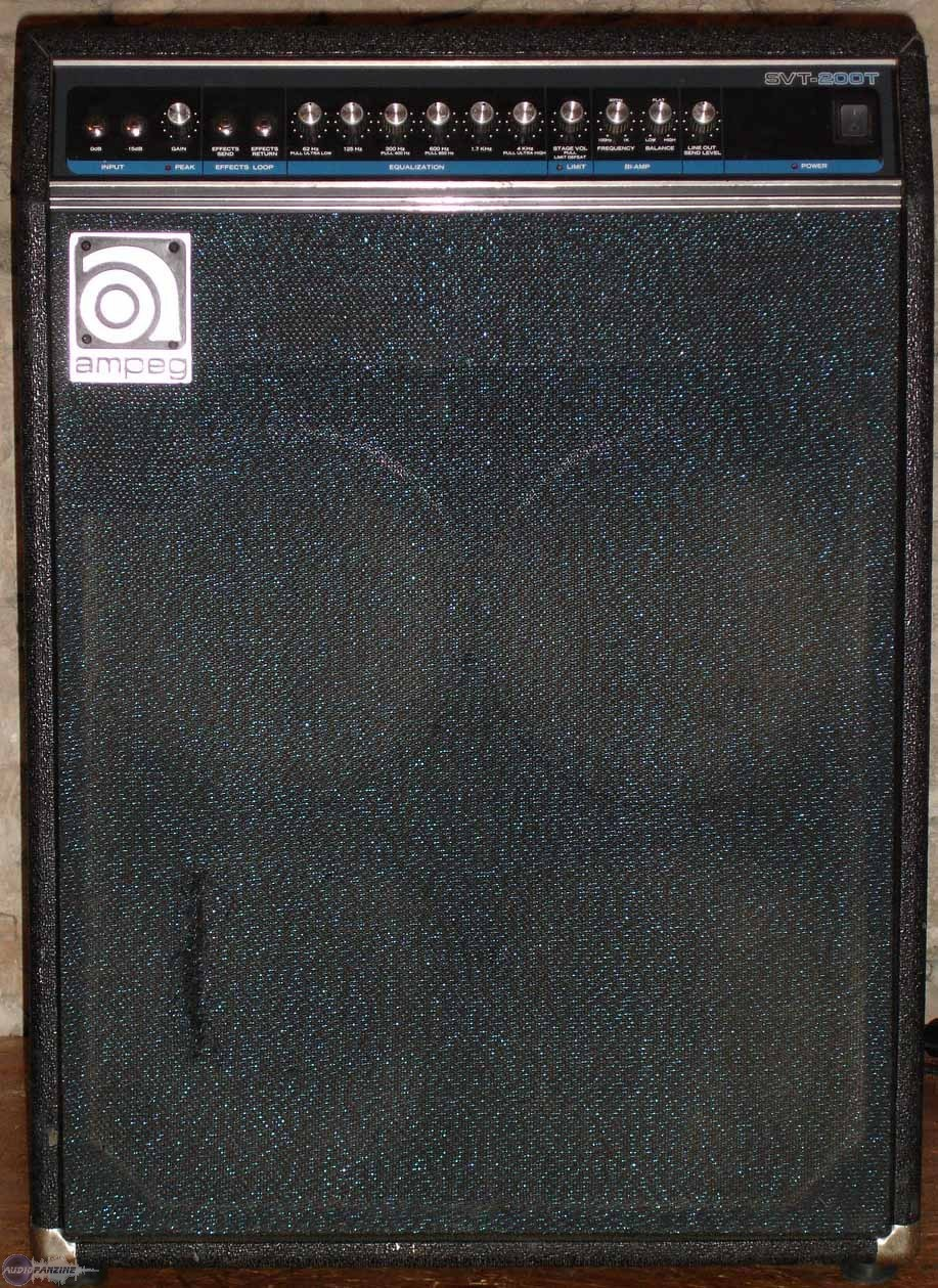 user reviews ampeg svt 200t audiofanzine. Black Bedroom Furniture Sets. Home Design Ideas