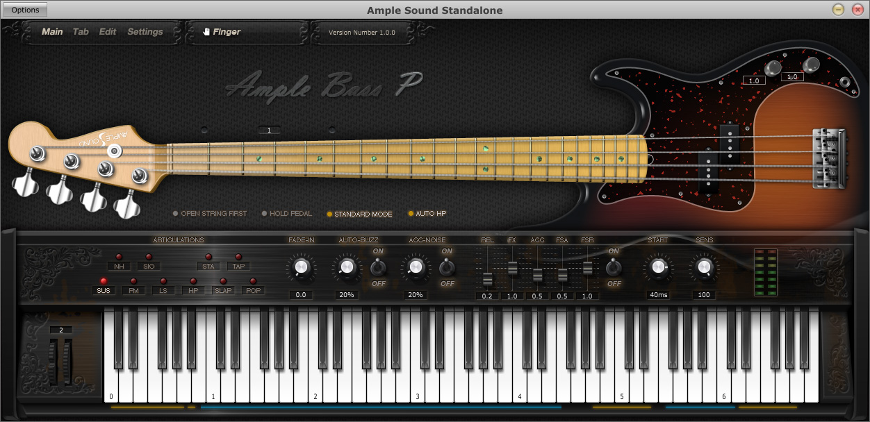 ample sound bass p download