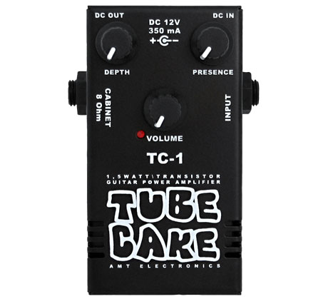 Amt Tube Cake Tc  Review