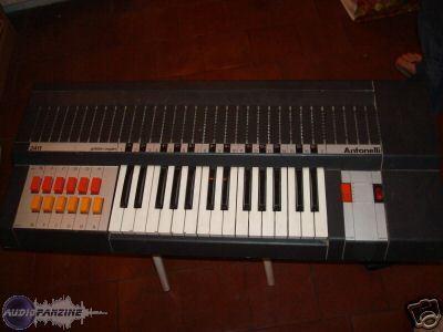 partition pour orgue antonelli
