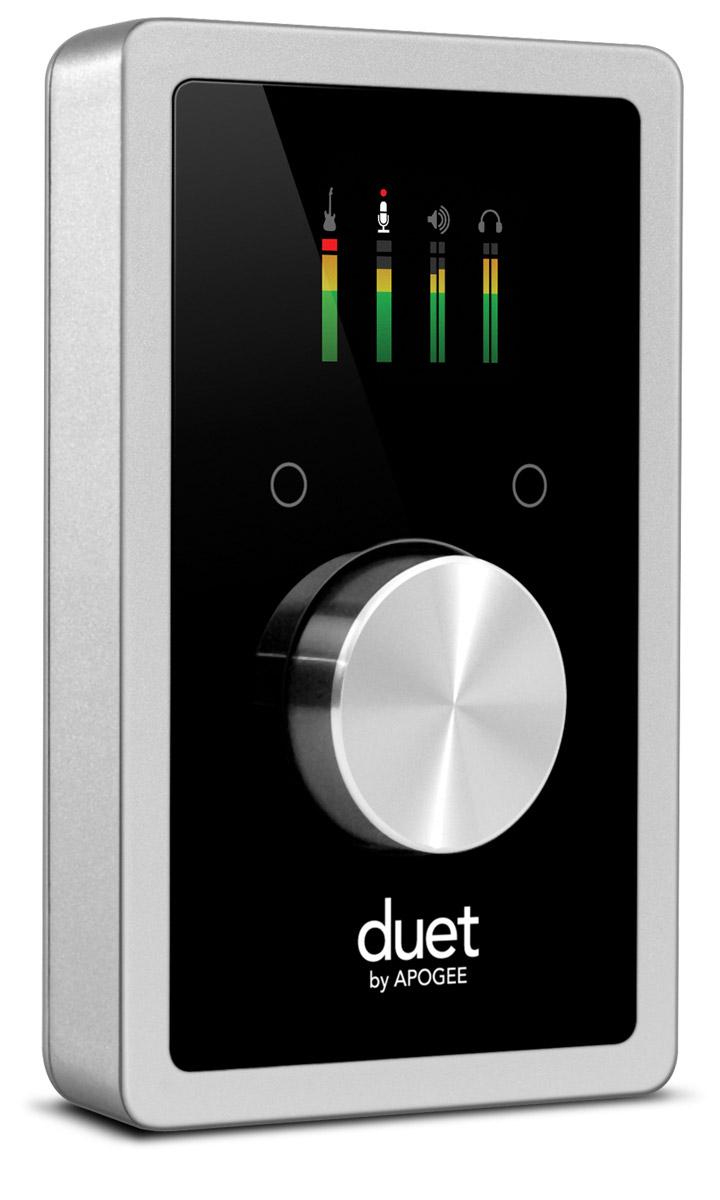 apogee duet for ipad mac d 39 occasion audiofanzine. Black Bedroom Furniture Sets. Home Design Ideas