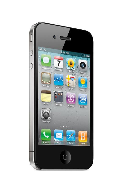 iphone 4 apple iphone 4 audiofanzine. Black Bedroom Furniture Sets. Home Design Ideas