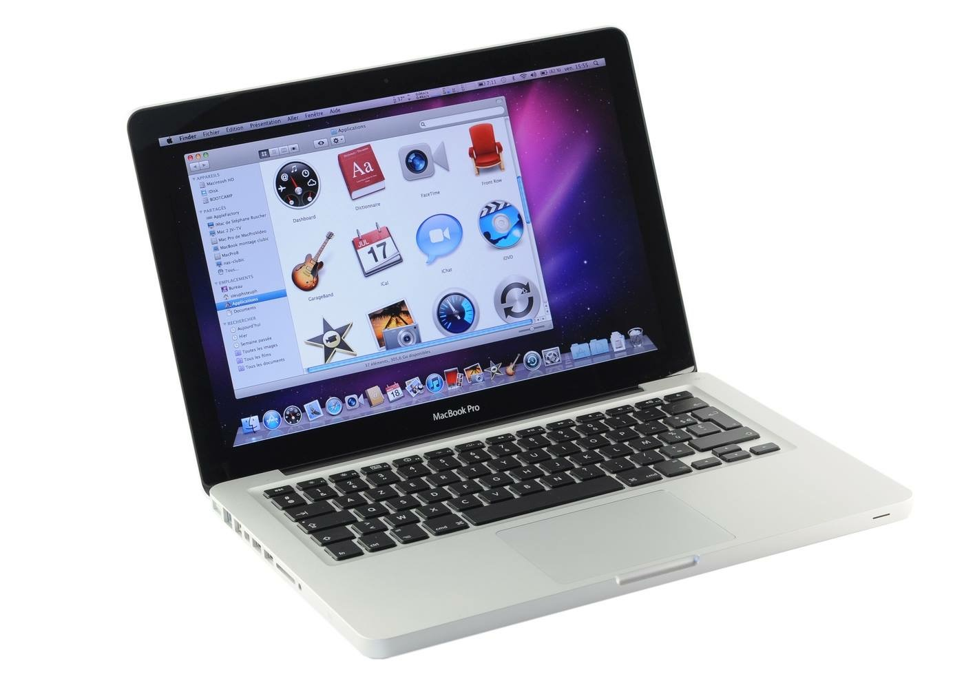 No recovery hd macbook air