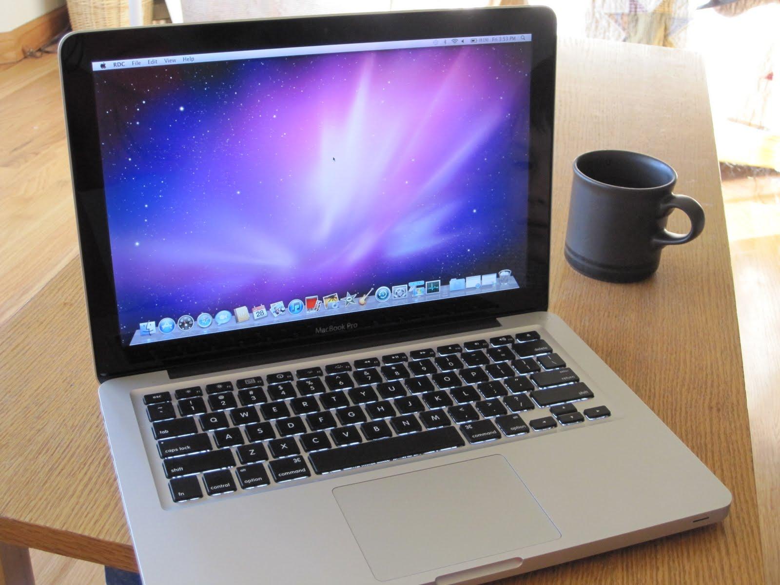 MACBOOK PRO 13 INCH 2010 - Apple MacBook Pro 13 inch 2010