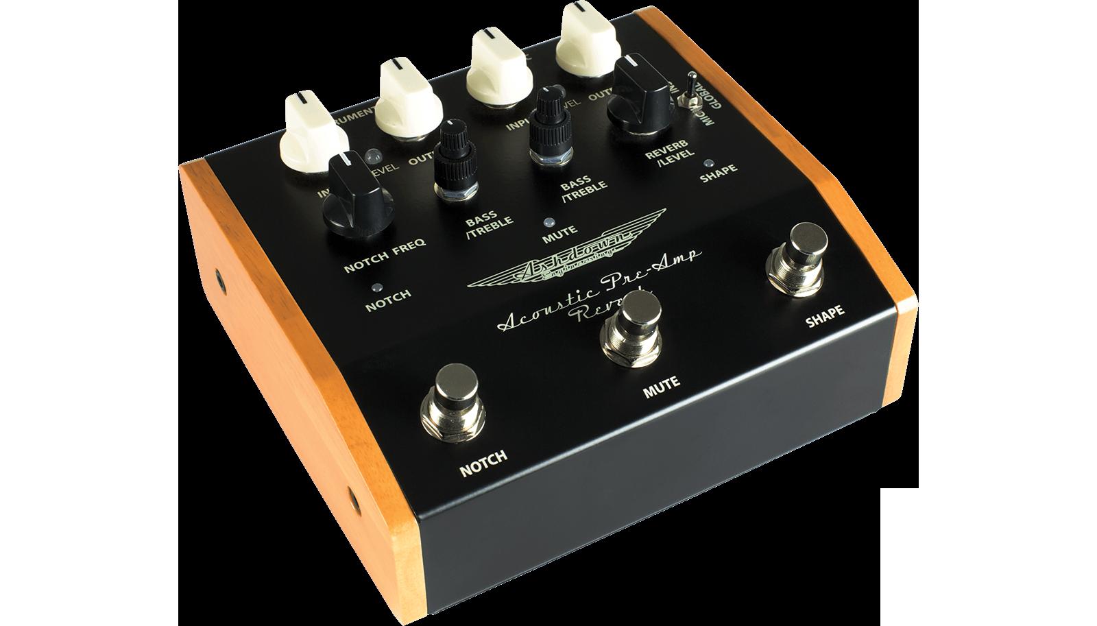 acoustic pre amp reverb pedal ashdown audiofanzine. Black Bedroom Furniture Sets. Home Design Ideas