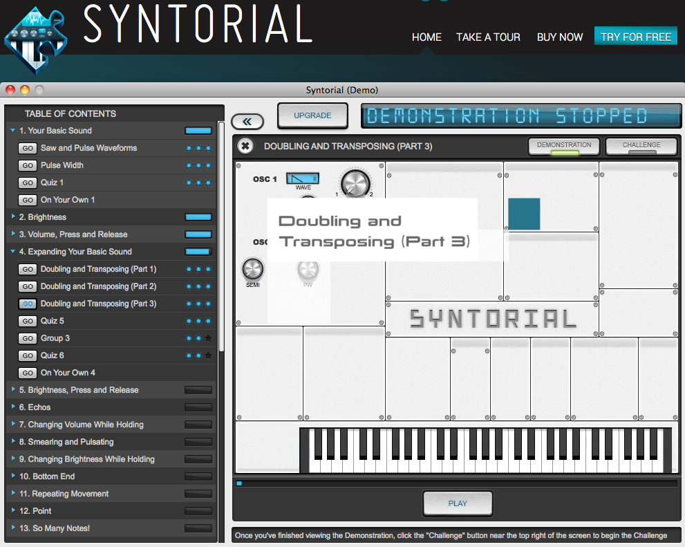 40% discount on Syntorial Synth Programming Tutorial at VSTBuzz