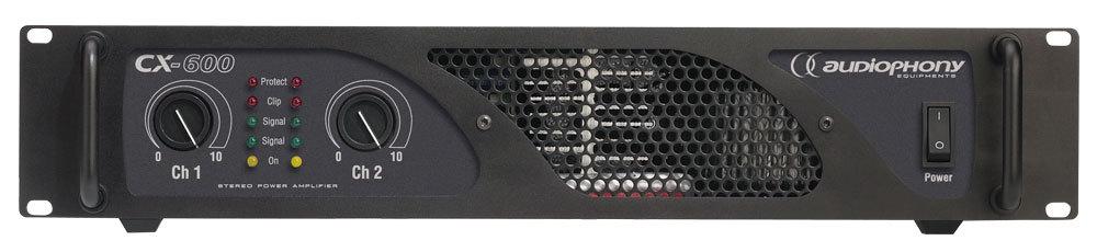 ampli sono audiophony cx 600