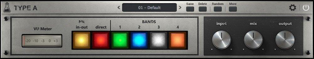 Le Type A d'AudioThing en v1.1