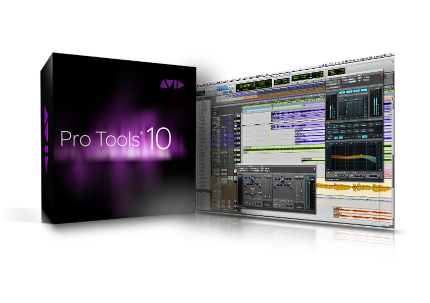Powerful and stable - Reviews Avid Pro Tools 10 - Audiofanzine