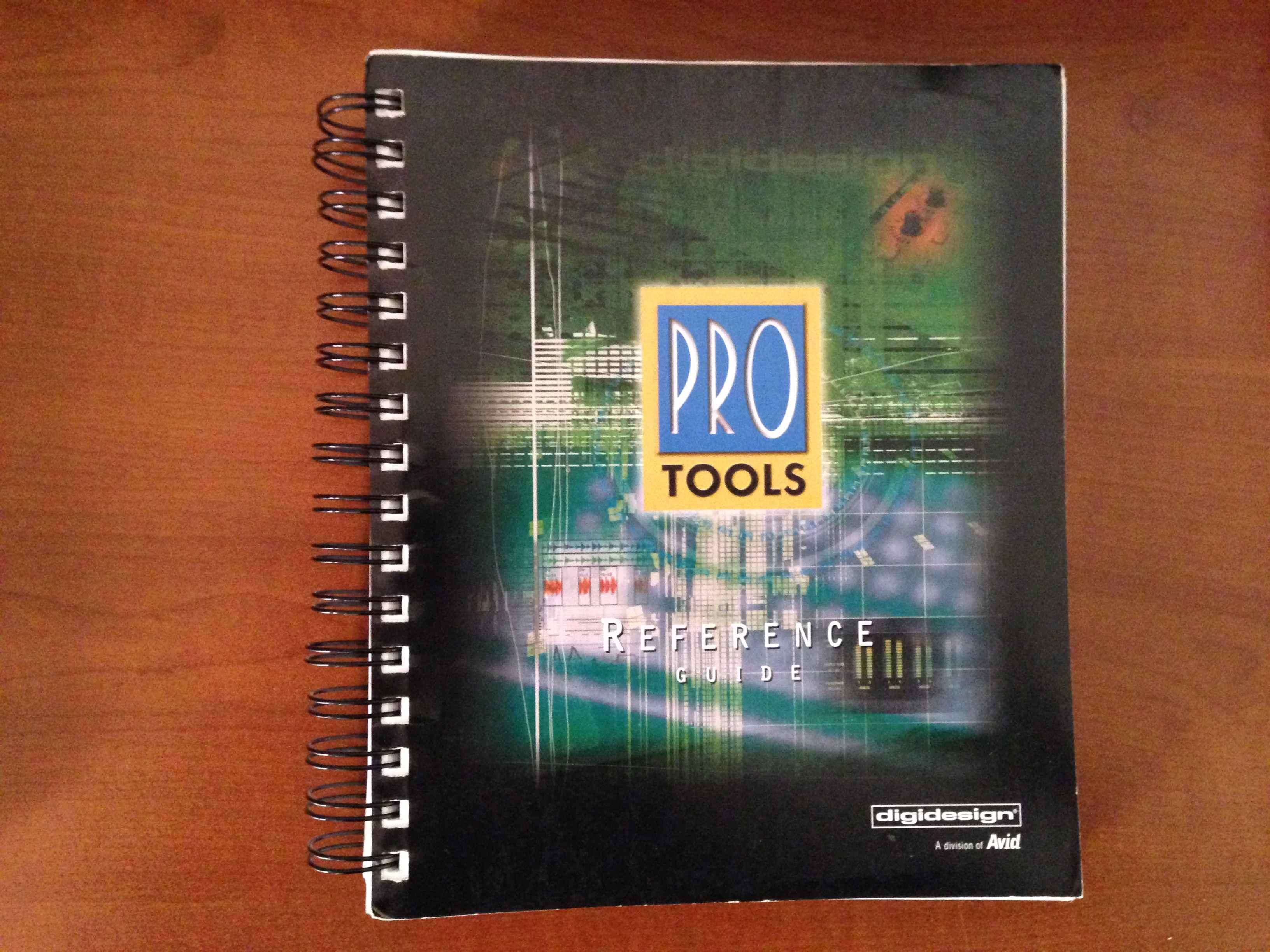 documents presets manuals avid protools reference guide audiofanzine rh en audiofanzine com pro tools reference guide version 12 pro tools reference guide french