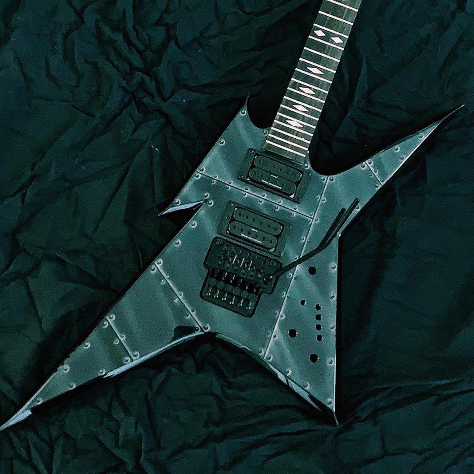 Ironbird bc rich CAD Guitar