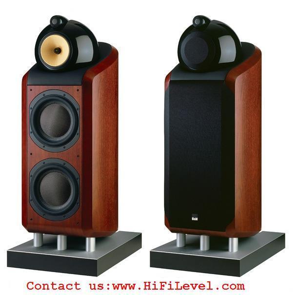 b w enceintes cm1 s2 en d mo audio video passion. Black Bedroom Furniture Sets. Home Design Ideas