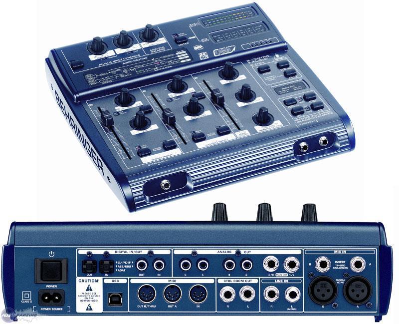 User Reviews Behringer B Control Audio Bca2000 Audiofanzine